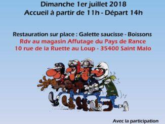 Balade caritative 1er 2018