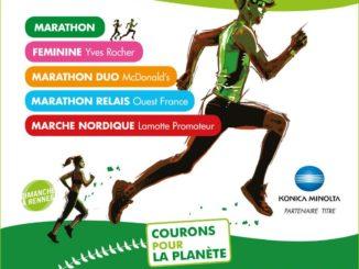 Marathon Vert 28 octobre 2018