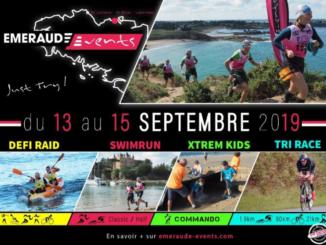Triathlon St Lunaire 15 septembre 2019